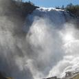 ショス滝の瀑布