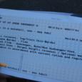 オスロからベルゲンまでの周遊切符