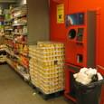ベルゲンのスーパーにて