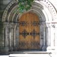 教会の扉デザイン