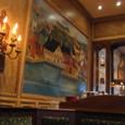 ベルゲンのレストランにて
