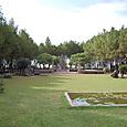 ティエンムー寺 僧の墓