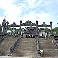 カイディン帝廟 第12代グエン朝皇帝廟