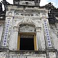 カイディン帝廟 皇帝はフランスに留学