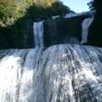 上部三段の滝