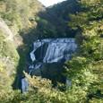 袋田の滝 一番上