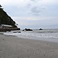 二見ケ浦海岸 倭姫が風景の美しさに感動