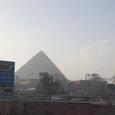 大ピラミッドとカフラー王ピラミッド