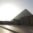 大ピラミッドへのゲート