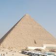 大ピラミッド=クフ王ピラミッド
