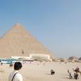 大ピラミッド=クフ王ピラミッドとマスタバ