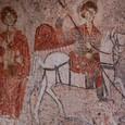聖ゲオルギウスの蛇退治 ヘビの教会にて
