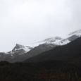 岷山山脈が迫る