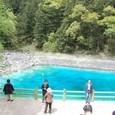 五彩池 小さな池です