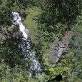 ナーロイ渓谷の滝