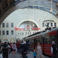 ベルゲン駅到着