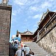 王宮門(午門)に登る