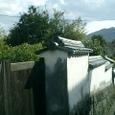 菊屋の土塀は続く