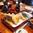 はつ花 天ぷら蕎麦