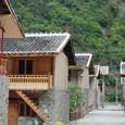 白馬蔵族の村落