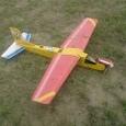 青年機 湿地帯に墜落
