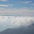 右は八ヶ岳連峰 今年の夏に天狗岳登りました