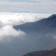 遥か南アルプス連山