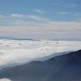 八ヶ岳、富士山、南アルプス