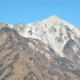 白馬 鑓ヶ岳