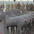 リアルな表現の馬