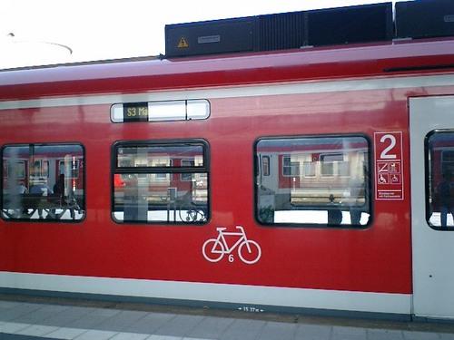 自転車搭載可能車両