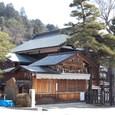 陣屋近くの神社