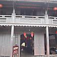 日本橋近くの土産物屋