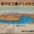 多摩川台公園からの眺め