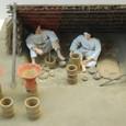 田園調布埴輪製作址 模型