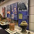 三島の巨大古墳群の説明
