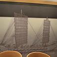淀川から難波を経由し瀬戸内海航路から大陸と交易