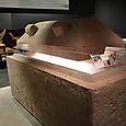 阿蘇熊本宇土から運ばれた阿蘇ピンク石石棺