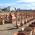 埴輪祭祀場 3区の埴輪群