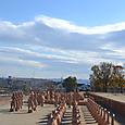 埴輪祭祀場 4区埴輪群