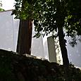 平成25年の遷宮の正殿建設中