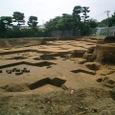 8区発掘現場