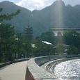 厳島神社に向かう