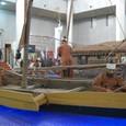伝統漁法の船