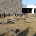 石像群 南の島々の文化