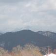 天気だと南アルプス赤石岳が見えるそうだ