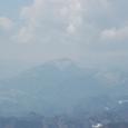 残念、富士山が見えない