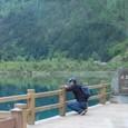 老虎海観光客