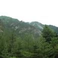3千メータを超える深山幽谷