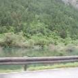 樹正溝 Y字の縦棒の渓谷
